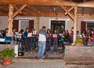 Juggendlager der Musikkapellen Montan, Neumarkt und Truden